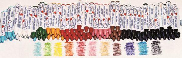 Wax Crayon Class Pack (120pcs)-0