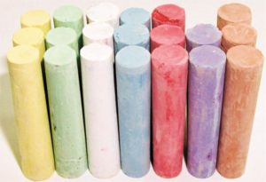 Jumbo Playground Chalk (20pcs)-0