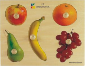 Fruit Photo Puzzle (5pcs)-0