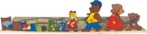 Goldilocks & the 3 Bears Puzzle (7pcs)-0