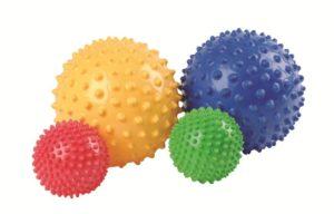 Sensory Balls (4pcs)-0