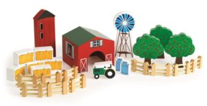 Farm Block Play Set (25pcs)-0