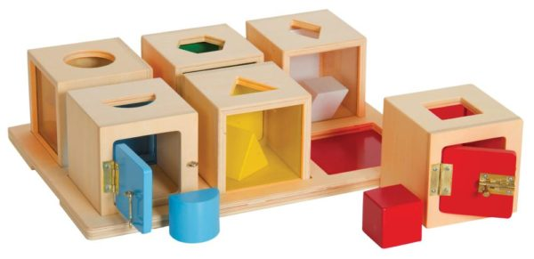 Peekaboo Lock Boxes (13pcs)-6436