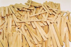 Plain Pop Sticks (1000pcs)-0