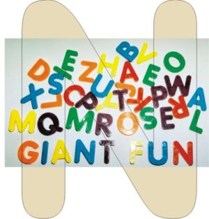 Giant Magnetic Uppercase Letters (40pcs)-0