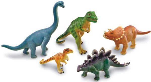 Jumbo Dinosaurs (5pcs)-0