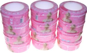 Creche Nappy Starter Refill Cassettes (18pcs)-0