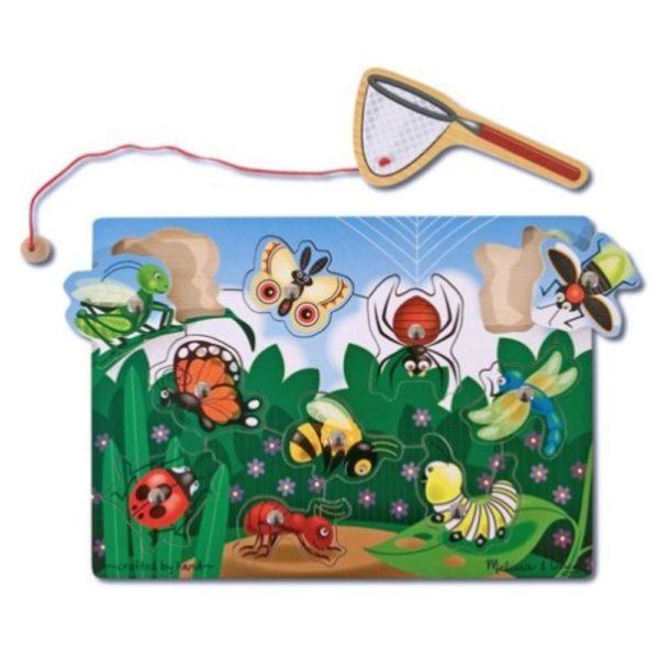 Magnetic Bug Catching Game (11pcs)-0