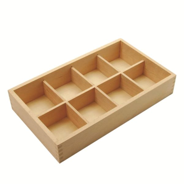 Wooden Sorting Box-0