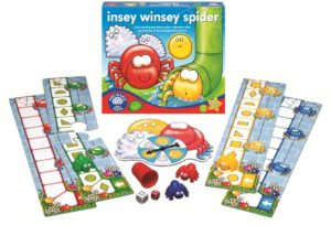 Insey Winsey Spider Game-0