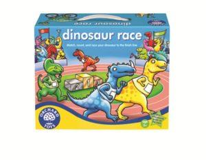 Dinosaur Race Game-0