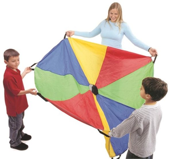 Parachute with 12 Handles-0