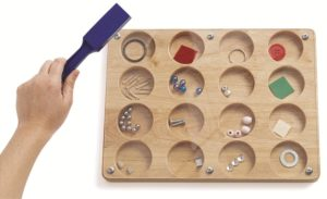 Magnetic Discovery Board & Wand-0
