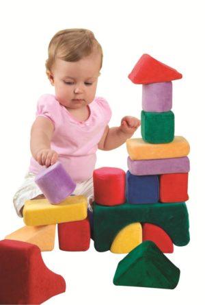 Super Soft Building Blocks (24pcs)-0