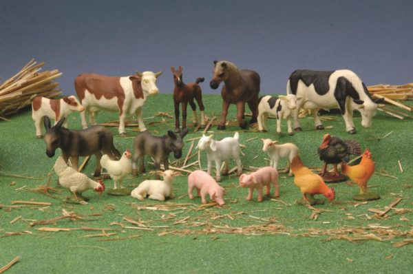 Farm Animals (18pcs)-0