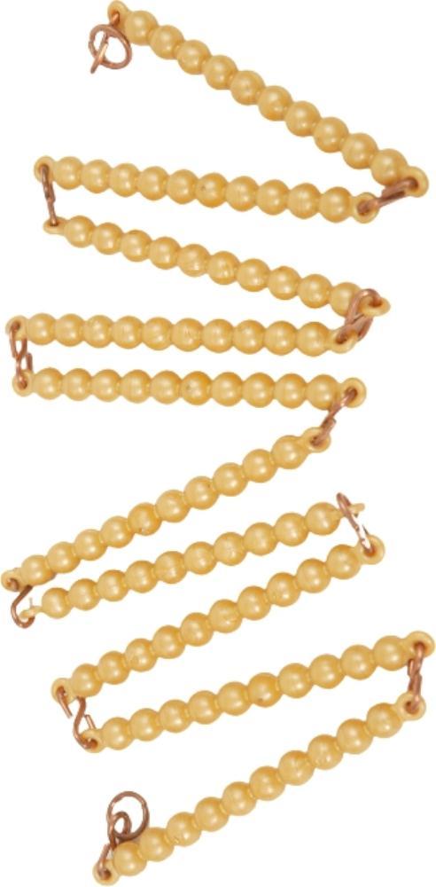 100 Bead Chain of Individual Beads-7290