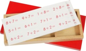 Addition Equations & Sums Box-0
