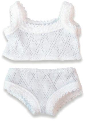 Baby Doll Singlet & Diaper 21cm-0