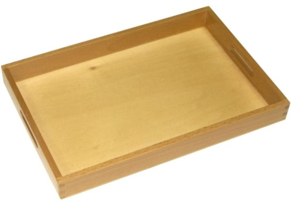 Small Wooden Tray-11059