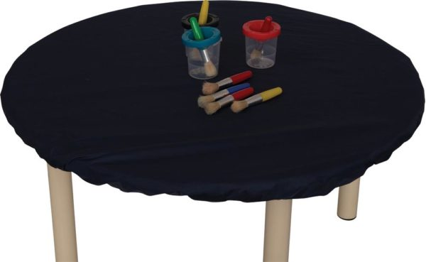 Fitted Table Cover Round Large-0