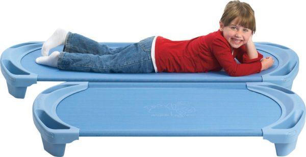 Toddler Spaceline Sleep Bed-0