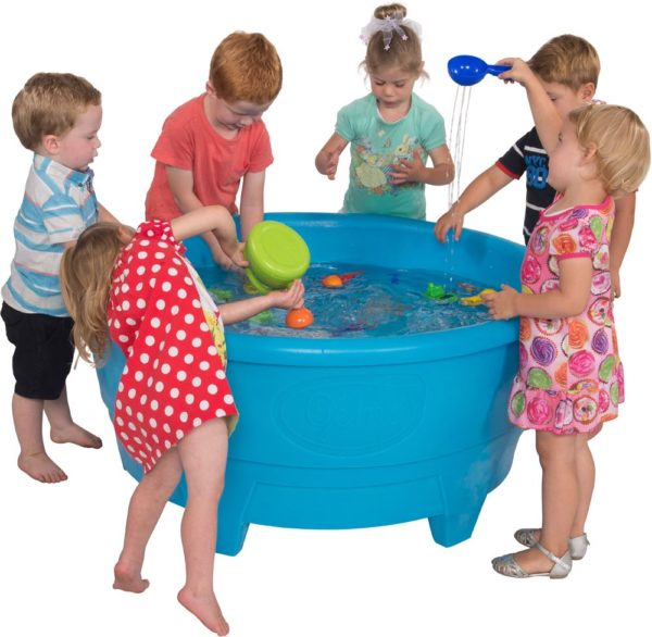 All-In-One Play Tray only Blue-0