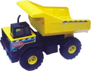 Tonka Steel Dump Truck 32cm-0