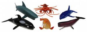 Large Sealife Set (6pcs)-0