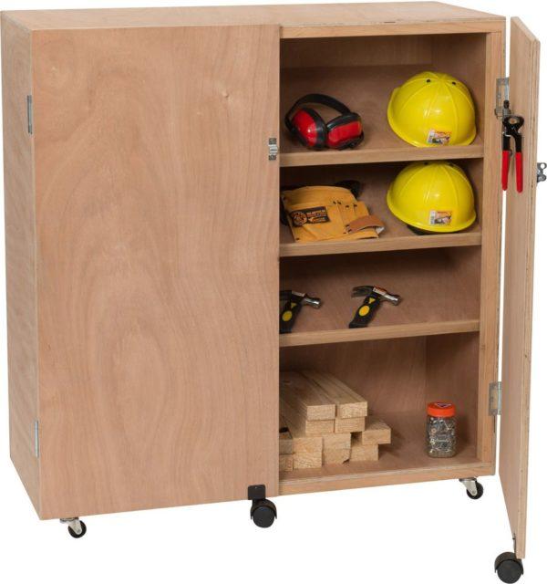 Outdoor Carpentry Storage-0
