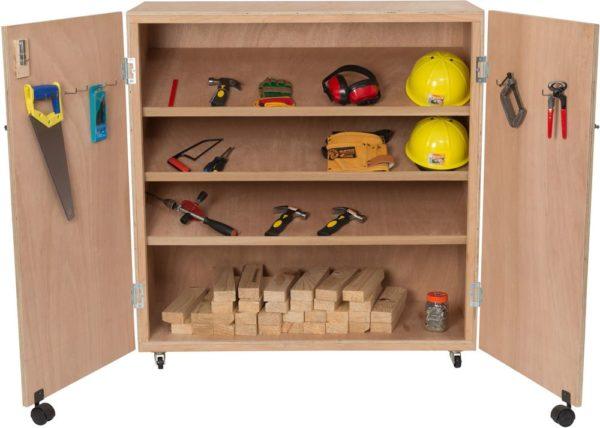 Outdoor Carpentry Storage-13110