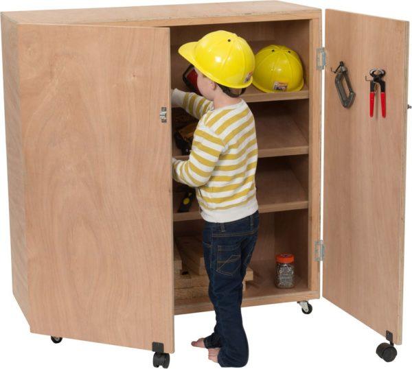 Outdoor Carpentry Storage-13111