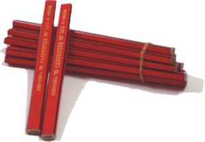 Carpentry Pencils (12pcs)-0
