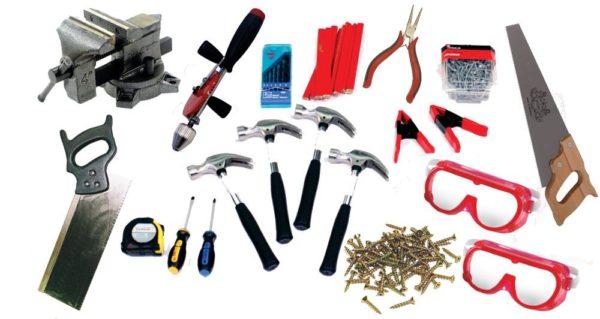 Carpentry Tool Set (36pcs)-0