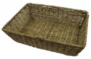 Woven Basket Medium-0