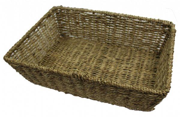 Woven Basket Medium-0