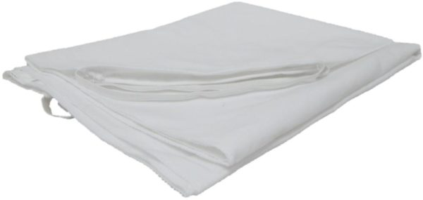 Tiny Tots Snuggle Bunk Cot Fitted Sheet (1pc)-0