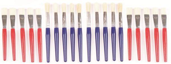 Stubby Brush Set (20pcs)-0