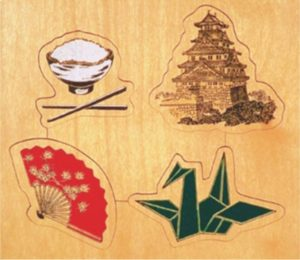 Japanese Images (4pcs)-0