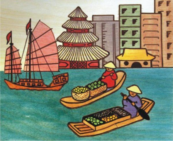Asian Harbour (10pcs)-0