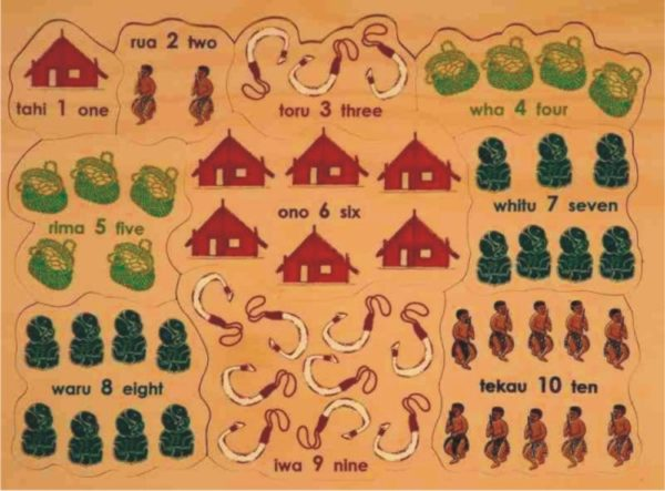 Counting to Ten (10pcs)-0