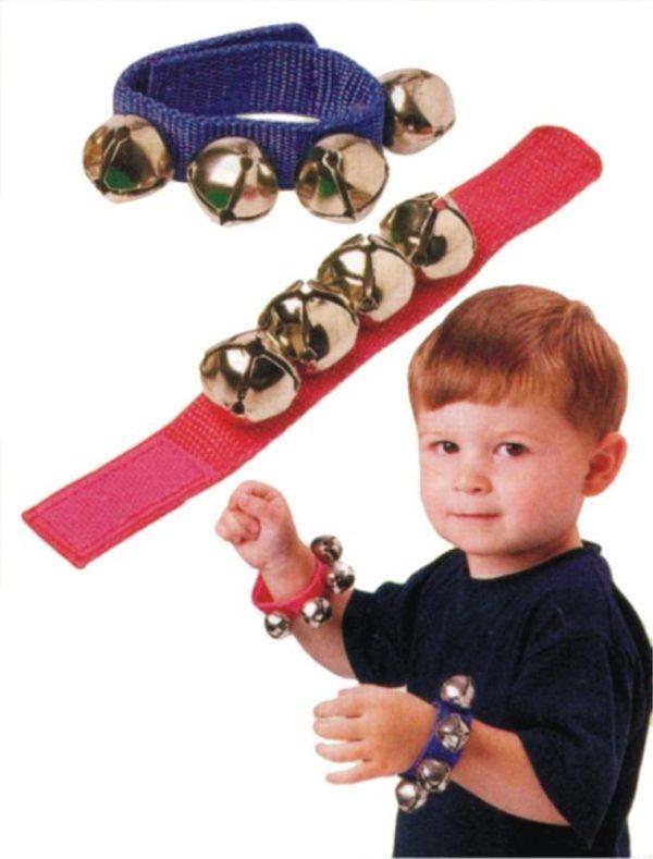 Wrist Bells (6pcs)-0