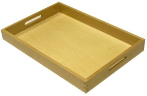 Large Wooden Tray-0
