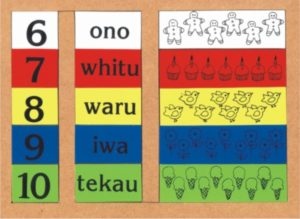 6-10 Numbers Puzzle Maori (15pcs)-0