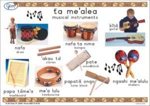 Music Poster Tongan-0
