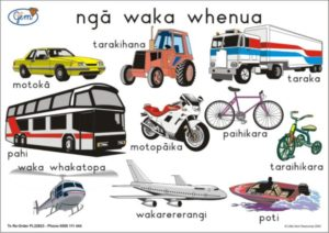 Transport Poster Maori-0