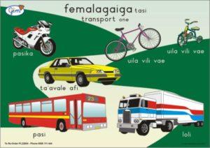 Transport ONE Poster Samoan-0
