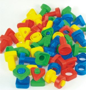 Giant Nuts & Bolts (72pcs)-0