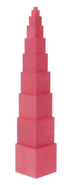 Pink Tower-0