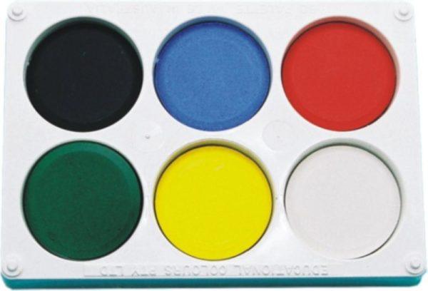 Tempera Palette & Tray Set-5499