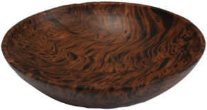 Mango Wood Bowl-0